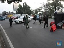 Deretan Zona Merah Covid-19 di DKI Jakarta
