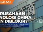 Setelah DIDI, 3 Perusahaan Teknologi China Terancam Diblokir