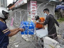Lockdown Berjilid, Covid-19 di Malaysia Kembali Meledak