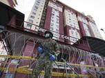 Kasus Covid-19 Malaysia Rekor Lagi, Ini yang Terjadi