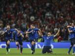 Menang Adu Penalti, Italia Lolos Final Euro 2020