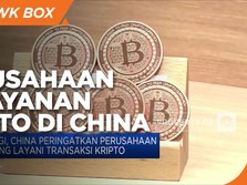Peringatan Keras China ke Perusahaan Terkait Transaksi Kripto