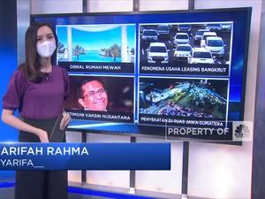 Top News: Obral Rumah Mewah Hingga Penyekatan Jawa-Sumatera