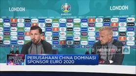 Perusahaan China Dominasi Sponsor Euro 2020