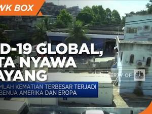 Covid-19 Global Renggut 4 Juta Jiwa Lebih