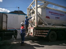 Gercep! Pertamina Group Salurkan Bantuan Oksigen Untuk DIY