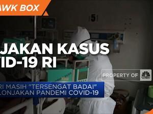 Indonesia Masih Diselimuti Lonjakan Covid-19