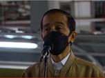 Pesan Jokowi untuk Dokter Cs: Terima Kasih Sudah Berjuang