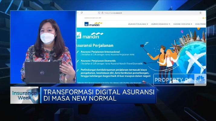 Perkuat Layanan Digital Asuransi, MAGI Gandeng Startup  (CNBC Indonesia TV)