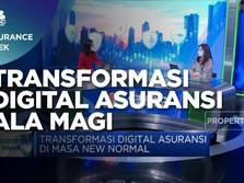Transformasi Digital Asuransi Era New Normal Ala MAGI