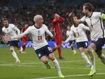 Kalahkan Denmark, Inggris Tantang Italia di Final Euro 2020
