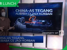 China-AS Tegang, Alibaba Cs Jadi Korban