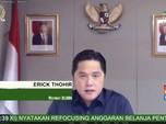 Menteri Erick Usulkan PMN Buat BNI Rp 7 Triliun