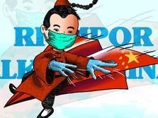 RI Kebanjiran Impor Alkes China Saat Covid-19 Meledak