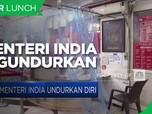 Menkes India & 11 Menteri Lainnya Mengundurkan Diri
