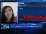 Gagal Ditutup Menghijau, IHSG Bertahan di Level 6.039