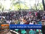 Anies Targetkan 7,5 Juta Warga DKI Sudah Divaksin di Agustus