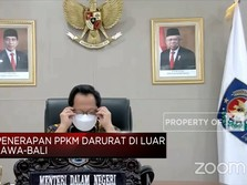 Arahan Mendagri di Penerapan PPKM Darurat Luar Jawa-Bali