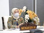 Menaker Ida: Pekerja Komorbid, Ibu Hamil & Menyusui Harus WFH