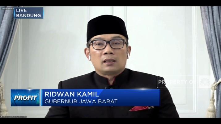 Efektivitas PPKM Darurat Jawa Barat, Ini Evaluasi Ridwan Kamil(CNBC Indonesia TV)