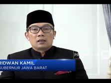 Kang Emil: Tingkat Kematian Covid-19 Jabar di Bawah Nasional