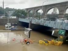 Waduh Mr Xi Jinping! China Banjir, Ribuan Warga Dievakuasi