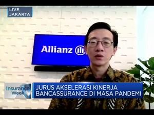 Optimisme Allianz Dongkrak Penjualan Asuransi Saat Pandemi