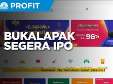 Segera Go Public, Bukalapak Bidik  Rp 21,9 Triliun Lewat IPO