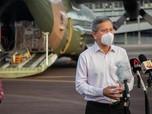 Thank You, Mr Lee! Hari Ini Oksigen Singapura sampai ke RI
