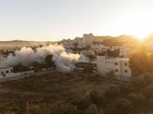 Perang! Israel dan Hizbullah Saling Tembak di Lebanon