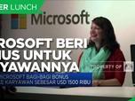 Terimbas Corona, Microsoft Beri Bonus USD 1500 ke Pegawai