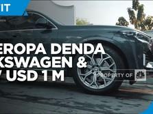 Uni Eropa Denda Volkswagen & BMW USD 1 Miliar