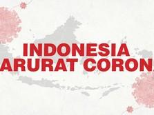 Corona RI Hari Ini: Kasus Baru Jinak, Kematian Masih Nanjak!