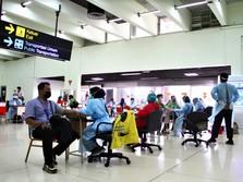 Gratis! Daftar Bandara, Stasiun & Pelabuhan Layani Vaksinasi