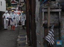 Covid RI Belum Terkendali: Kasus Baru 49 Ribu, Kematian Rekor