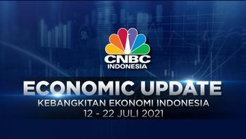 15 Menteri Buka-bukaan Soal Kebangkitan Ekonomi di Event Ini thumbnail