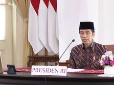 Jokowi: Pemerintah Tidak Bisa Sendiri Selesaikan Pandemi!