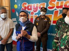 Bupati Indramayu Apresiasi Vaksinasi di Pertamina Balongan