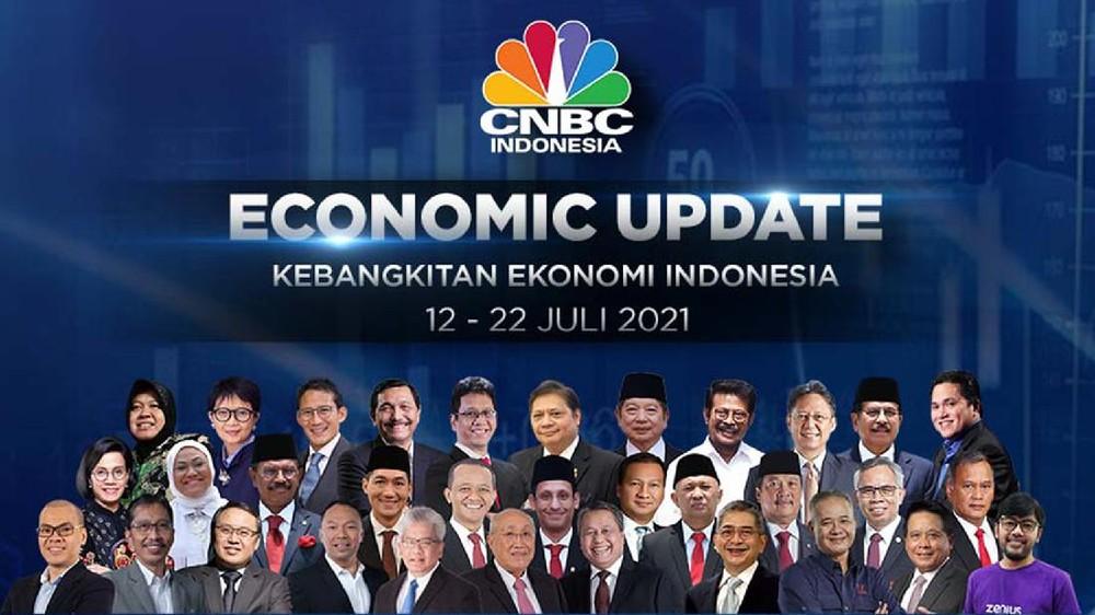 CNBC Indonesia Economic Update