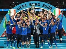 Final EURO 2020 Italia Vs Inggris: Gli Azzurri Jadi Juara!