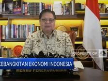 Menko Airlangga: Kita Jaga Roda Ekonomi Saat PPKM Darurat!