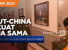 Korut-China Perkuat Kerja Sama