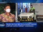 Menkes BGS Bicara Sederet Upaya RI Bebas dari Pandemi Corona