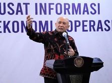 Teten Ungkap Arahan Jokowi: Kredit UMKM di Atas 30% di 2022