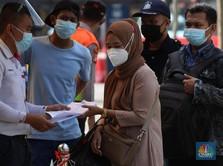 PPKM Darurat Bisa Diperpanjang, IHSG 'Kebal