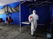 Penampakan Klinik Kimia Farma Saat Vaksinasi Berbayar Ditunda