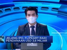 Jelang IPO, Flipkart Raih Pendanaan USD 3,6 Miliar