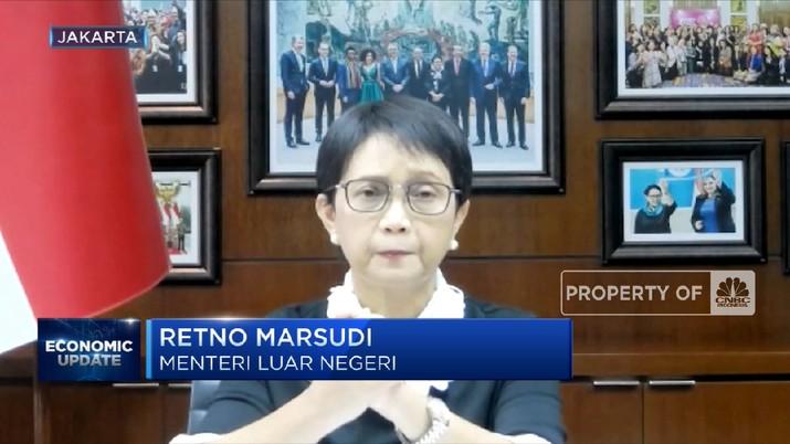 Diplomasi Retno Marsudi Bagi Pemenuhan Vaksin Covid-19 di Indonesia(CNBC Indonesia TV)