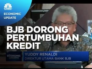 Motor Pertumbuhan Bisnis Bank BJB Saat Pandemi