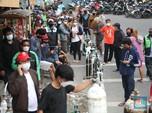 Covid-19 Meledak, Ini 269 Lokasi Zona Merah di DKI Jakarta